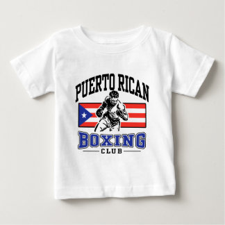 Puerto Rican Boxing Infant T-shirt