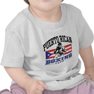 Puerto Rican Boxing Shirts