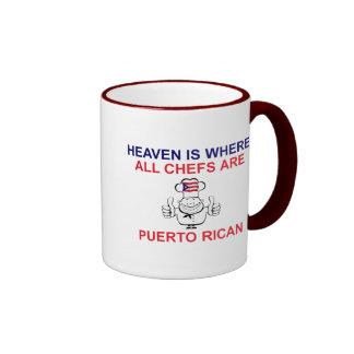 Puerto Rican Chefs 2 Mug
