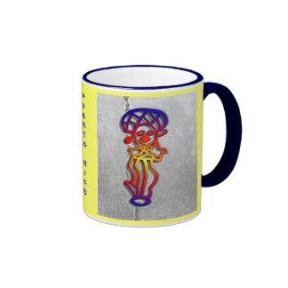 Puerto Rican dancer - Customized Coffee Mugs