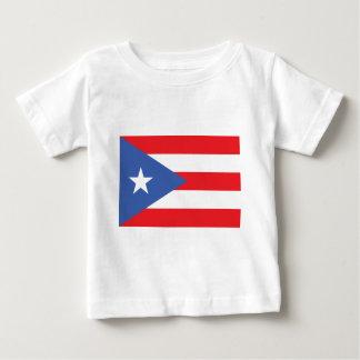 Puerto Rican Flag Baby T-Shirt