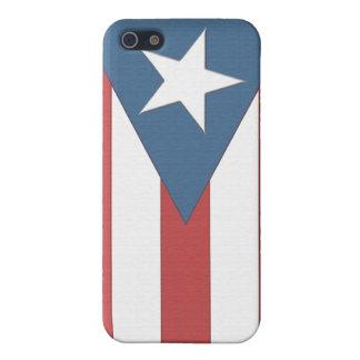 Puerto Rican Flag Case