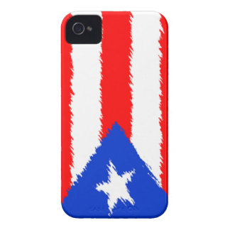 Puerto Rican Flag iPhone 4 Case