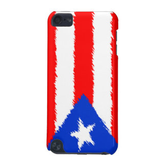 Puerto Rican Flag iPod Touch (5th Generation) Cases