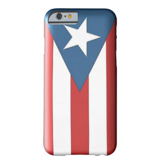 Puerto Rican Flag Case for the NEW iPhone6! Barely There iPhone 6 Case