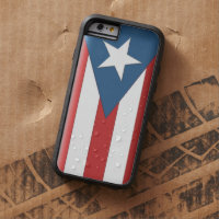 Puerto Rican Flag Case for the NEW iPhone 6 PLUS!