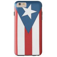 Puerto Rican Flag Case iPhone 6 Plus