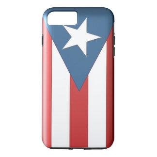 Puerto Rican Flag Case iPhone 7 Plus