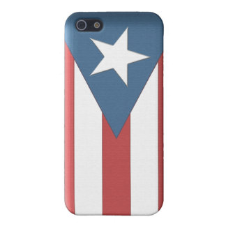 Puerto Rican Flag Case iPhone 5 Covers