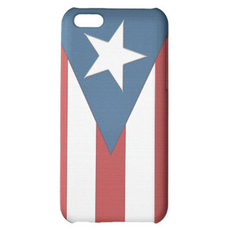 Puerto Rican Flag Case Case For iPhone 5C