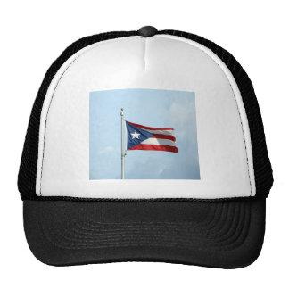Puerto Rican Flag Hat