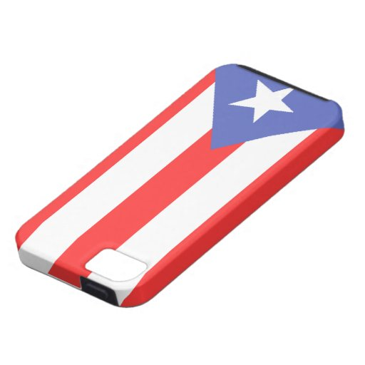 puerto rican flag iphone 5 case