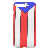 Puerto Rican Flag iPhone 7 Plus Case