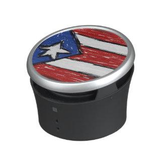 Puerto Rican Flag Speakers