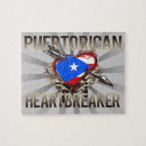 Puerto Rican Heartbreaker Jigsaw Puzzles