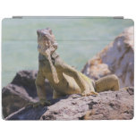 Puerto Rican Large Iguana iPad Cover