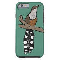 Puerto Rican Lizard Cuckoo iPhone 6 Case