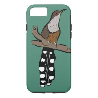 Puerto Rican Lizard Cuckoo iPhone 7 Case