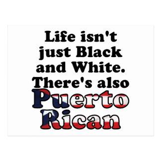 Puerto Rican Postcard