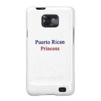 Puerto Rican Princess Samsung Galaxy S2 Case
