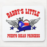 puerto rican princess designs mouse pads