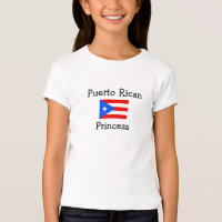 Puerto Rican T-Shirts for Kids