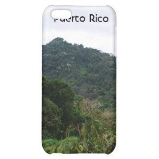 Puerto Rican Rainforest iPhone 5C Cover