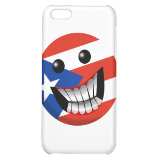 Puerto Rican Smile Case For iPhone 5C