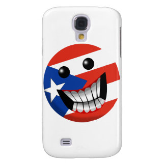 Puerto Rican Smile Samsung Galaxy S4 Cover