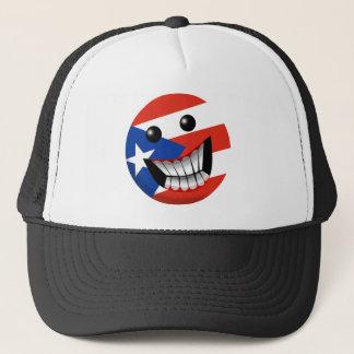 Puerto Rican Smile Trucker Hat