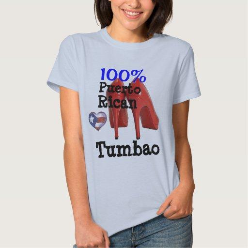 Puerto Rican Tumbao T-shirts