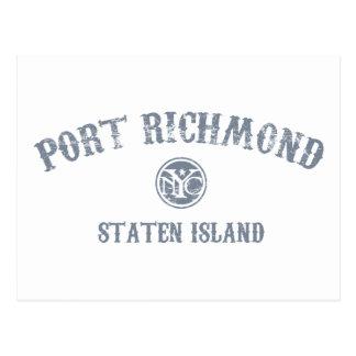 Puerto Richmond Postales