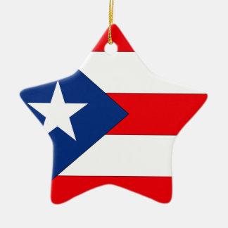Puerto Rico Adorno De Navidad