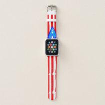 Puerto Rico Apple Watch Band
