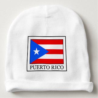 Puerto Rico Baby Beanie