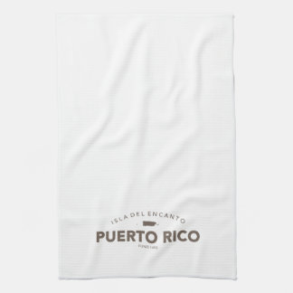 Puerto Rico, Bar or Kitchen Towels