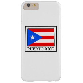 Puerto Rico Barely There iPhone 6 Plus Case