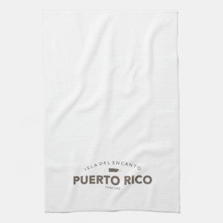 Puerto Rico, barra o Toallas