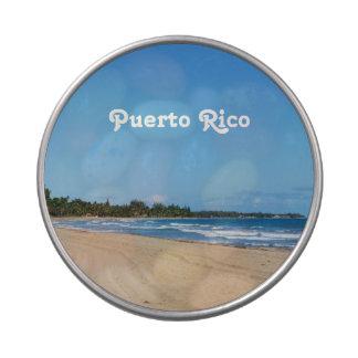 Puerto Rico Beach Jelly Belly Tin