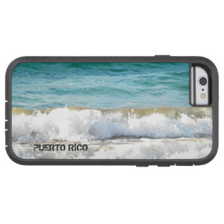 Puerto Rico Beach Tough Xtreme iPhone 6 Case
