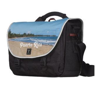 Puerto Rico Beach Bag For Laptop