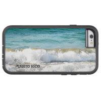 Puerto Rico Beach Tough Xtreme iPhone 6 Case