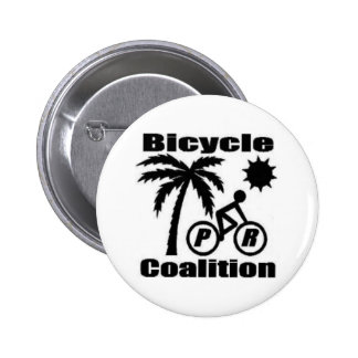 Puerto Rico Bicycle Coalition Button