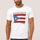 Puerto Rico Boricua T Shirt