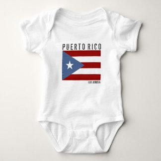 Puerto Rico Boricua Tee Shirt