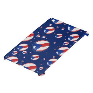 Puerto Rico Bubble Flag Cover For The iPad Mini