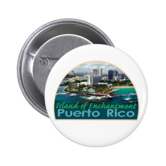 PUERTO RICO Button