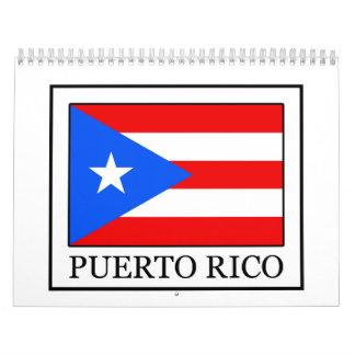 Puerto Rico Calendar