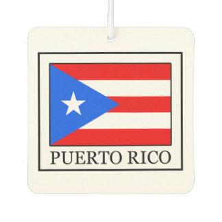 Puerto Rico Car Air Freshener