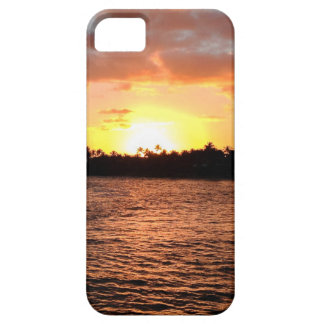 Puerto Rico Carribean Sunset iPhone SE/5/5s Case